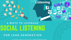 Lead generation with Social listening