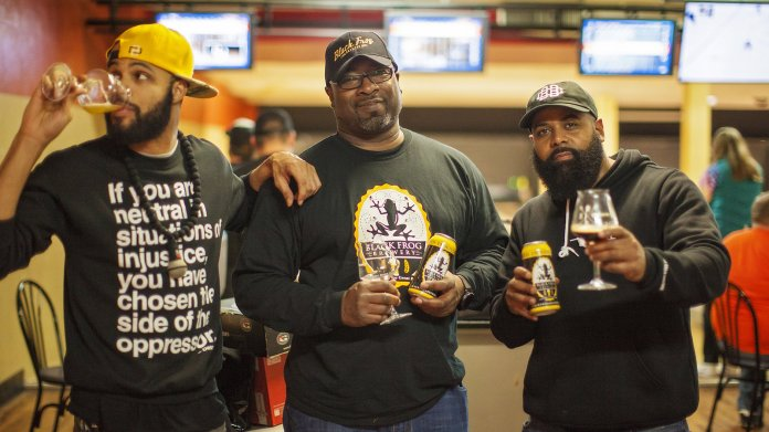 African-American Craft Beer Brewers Unite To Host A Festival Of Their Own
