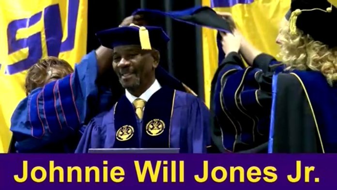 Meet the 83-Year Old Man Who Just Earned a Ph.D. From Louisiana State University