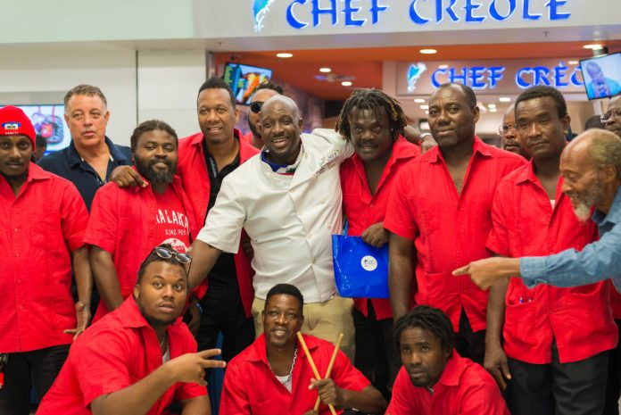 Haitian Restaurant Chef Creole Provides Free Lunch To TSA Workers At MIA Airport