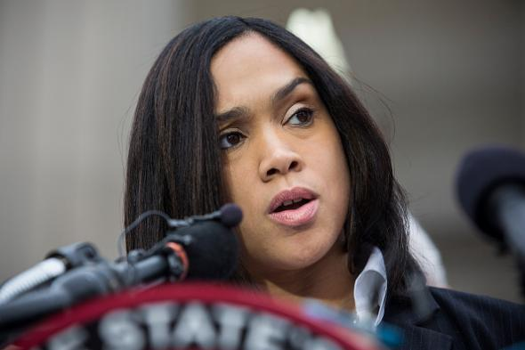 Marilyn Mosby Declares Her Office Will No Longer Prosecute Marijuana Possession
