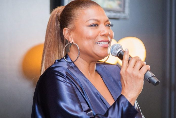 QUEEN LATIFAH PLANS TO BUILD AFFORDABLE HOUSING IN NEWARK