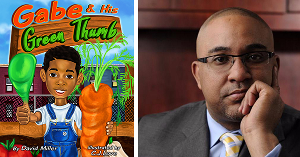 "New Children's Book, ""Gabe & His Green Thumb,"" is a Must-Read For Young Black Boys"