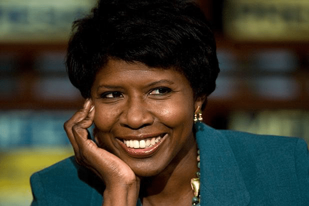 U.S. Postal Service Honors Gwen Ifill With Forever Stamp