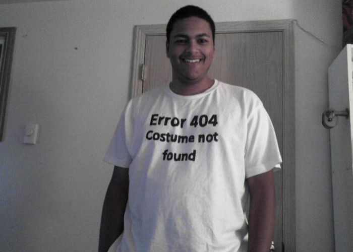 Easy Software Developer Halloween Costumes