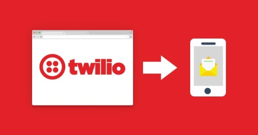 twilio API