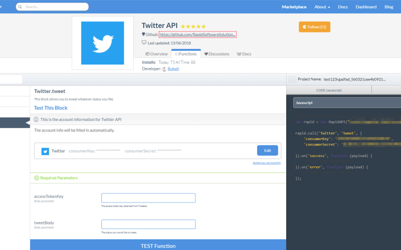 How To Use the Twitter API with JavaScript [4 Easy Steps]