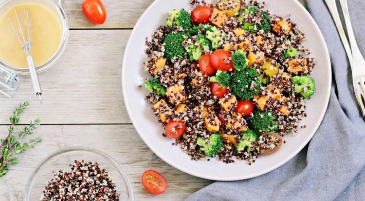 6 recetas de almuerzos saludables y fáciles de preparar en casa