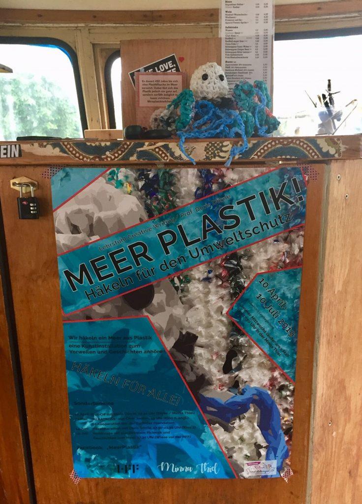 Palstikmüll oder ein Meer aus Plastik