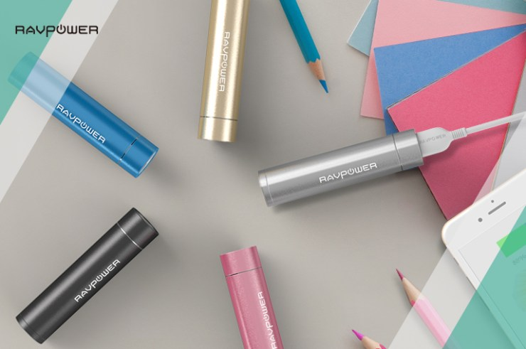 Portable Charger 5 Colors