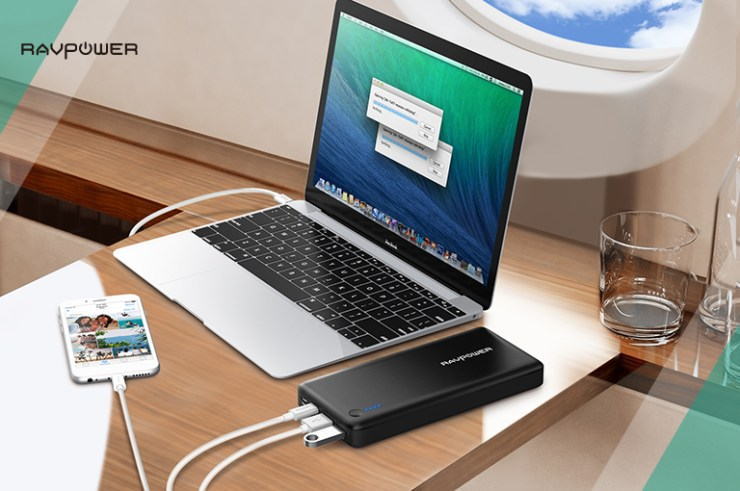 Plane Cabin Laptop Power Banks Charging