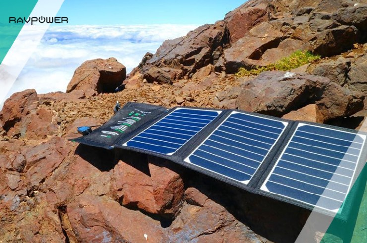 hagi0327 insta hiking mountain climb solar panel charger