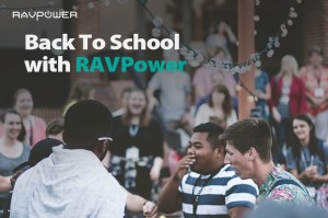 RAVPower Back To School Campus Discounts and Deals