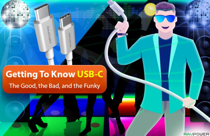 USB-C Good, Bad and the Funky, USBC Type-C USB A