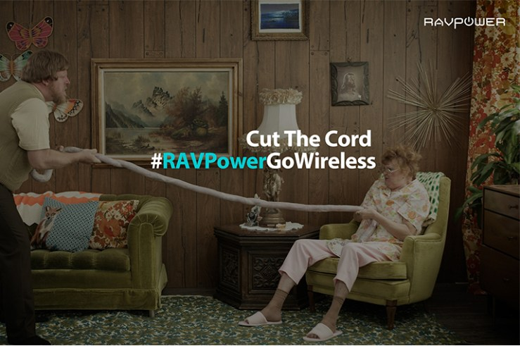 RAVPower Cut The Cord Video Campaign TV Spot Advertisement by Atomic City