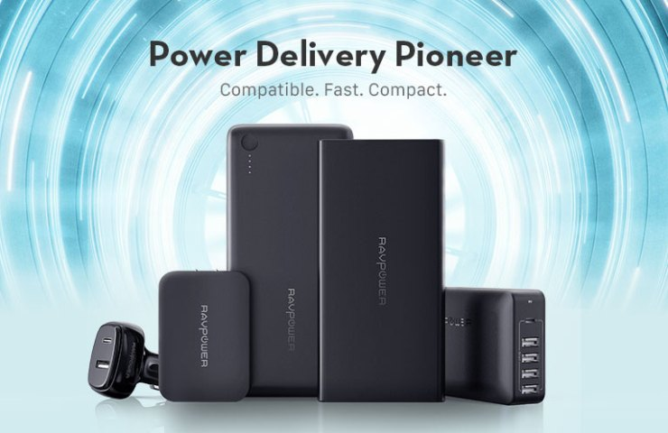 RAVPower Power Delivery PD Charger PD Charging What is power delivery