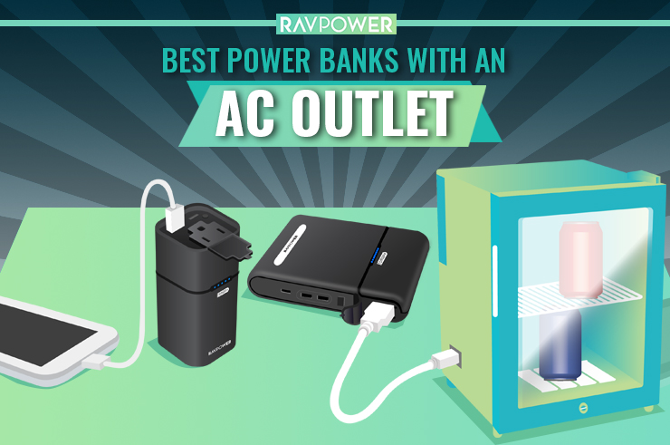 RAVPower AC Power Banks