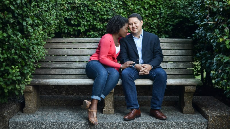 Plus One ~ Couples Portrait Sessions