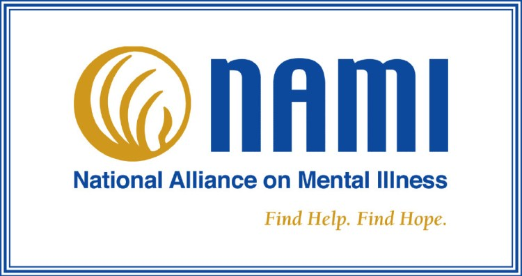 Call 1-800-950-NAMI (6264) to reach a HelpLine volunteer for mental health guidance and support