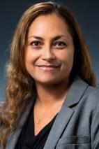 Dr. Wai'ale'ale Sarsona, vice president of the Hi'ialo Group for Kamehameha Schools