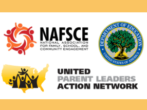 Parent town hall on July 29, 2021, offered by NAFSCE, United Parent Leaders Action Network, and US DOE
