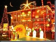 Christmas lights increase intermittency