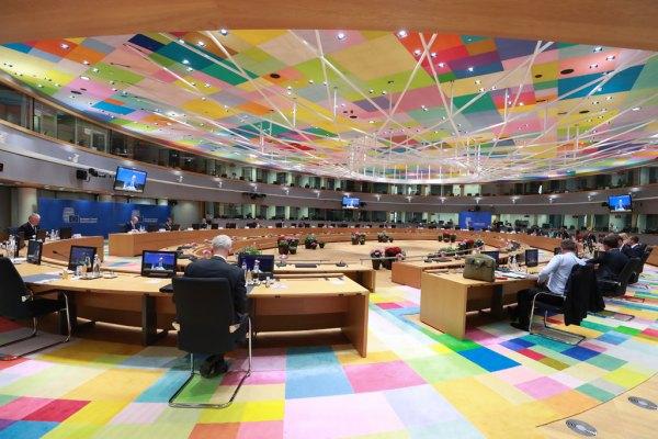 Reunión del Consejo Europeo de Bruselas del pasado 24 y 25 de junio. Foto: EC - Audiovisual Service. © European Union, 2021. Blog Elcano
