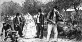 """Ilustración de Albert Fourié para el libro """"Madame Bovary"""", de Flaubert (Wikimedia Commons / Dominio público). Blog Elcano"""