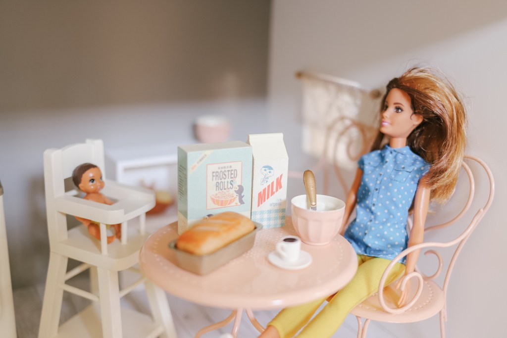 How to Use Maileg Furniture for a Barbie Doll House
