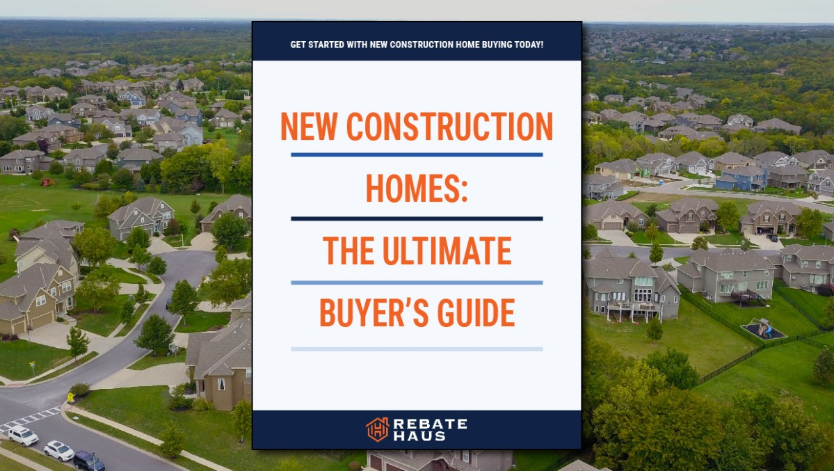 New construction homes: the ultimate buyer's guide cover