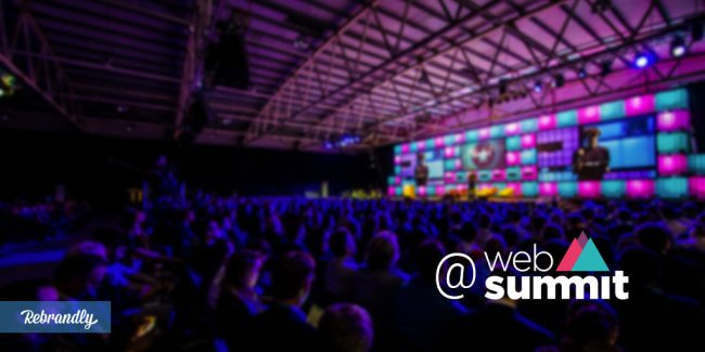 Rebrandly launch at the Web Summit