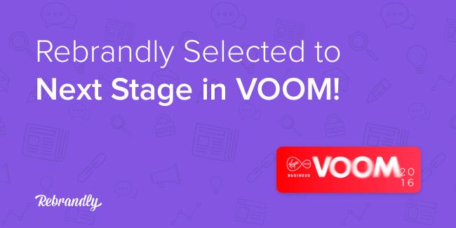 Rebrandly Next Stage VOOM 2016