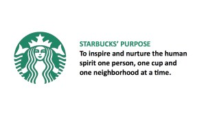 Starbucks Purpose