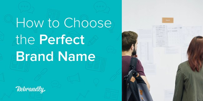 Choosing a brand name for your business: A 5-step guide