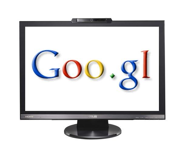 Google Googl URL Shortener
