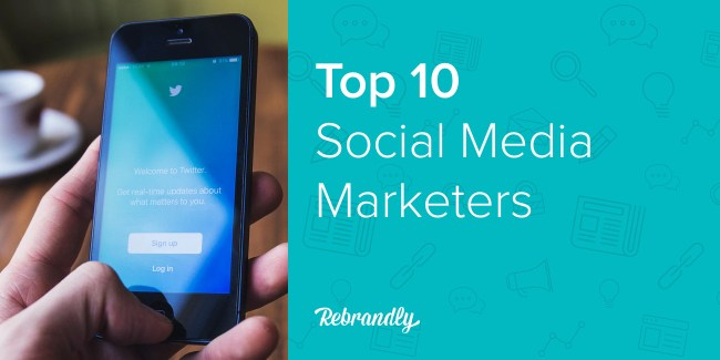 Top 10 Social Media Marketing Influencers
