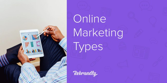 Introduction to Online Marketing Types