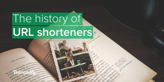 The History of URL Shorteners