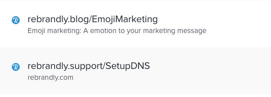 link management rebrandly dashboard