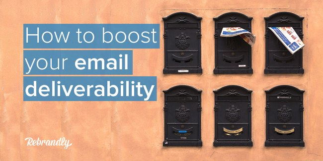 email deliverability banner image