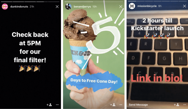 10 attention-grabbing Instagram Story ideas to boost your brand