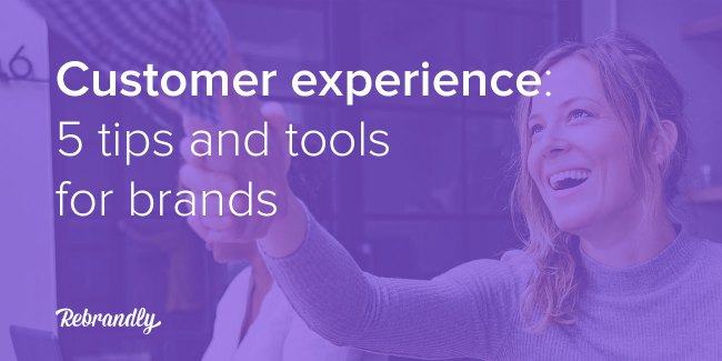 customer experience management banner image