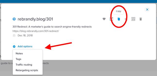 how to shorten a url