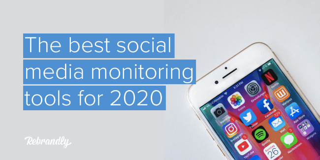 best social media monitoring tools blog featured image