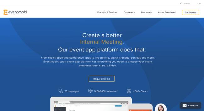 Eventmobi - best event marketing software