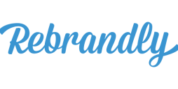 Rebrandly logo - how to create a brand identity