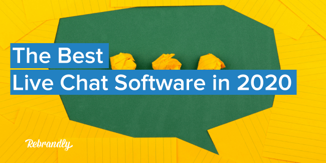 best live chat software in 2020