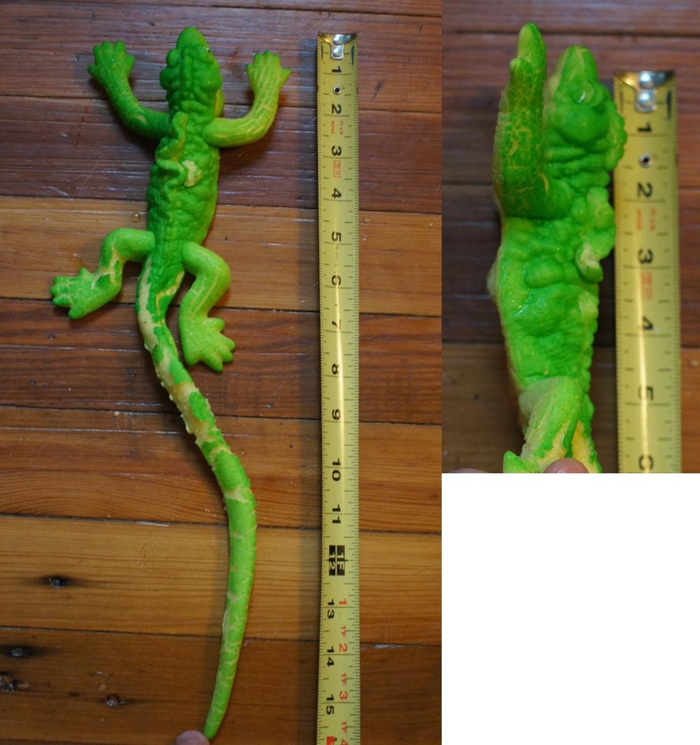 Lizard Grow  A Recursive Process