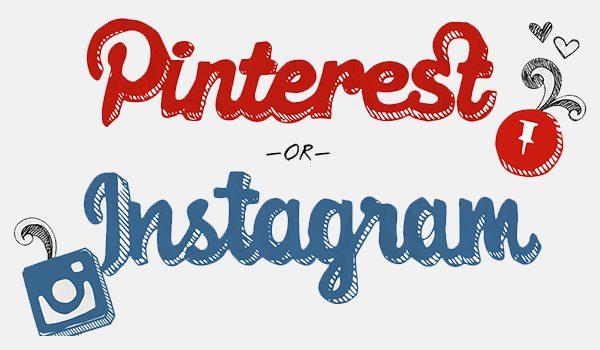Image result for pinterest and Instagram: Which one is best for your business