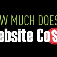How Much Should a Website Cost? 4 Important Factors to Consider [Infographic]